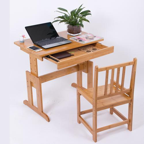 Office Bamboo Computer Table