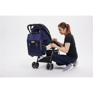 Stylish Large Capacity Baby Changing Backpack