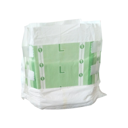 3D Leak guard adult diapers trash can