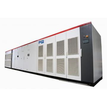 Super Energy Saving 6.6kV High Speed Drive