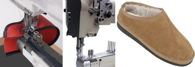 Cylinder Bed Tape Binding Sewing Machine -3