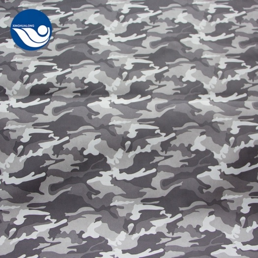Eco-Friendly Waterproof Printed Polyester Taffeta Fabric