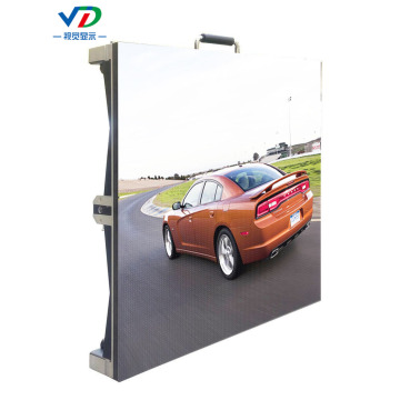 Outdoor Rental LED Display with 500X500mm cabinet
