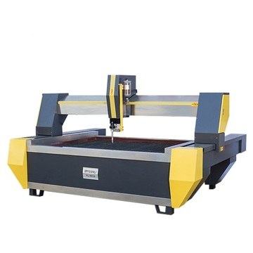 High precision top sale 3 axis waterjet cutter