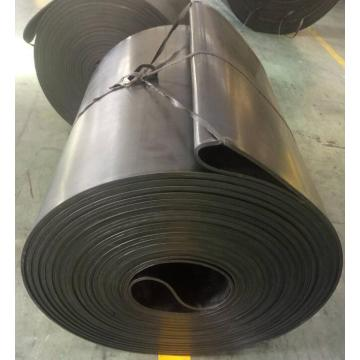 Rubber conveyor belts, power transmission belts