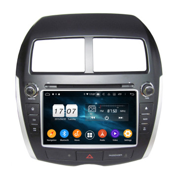 car multimedia system for ASX 2010-2012