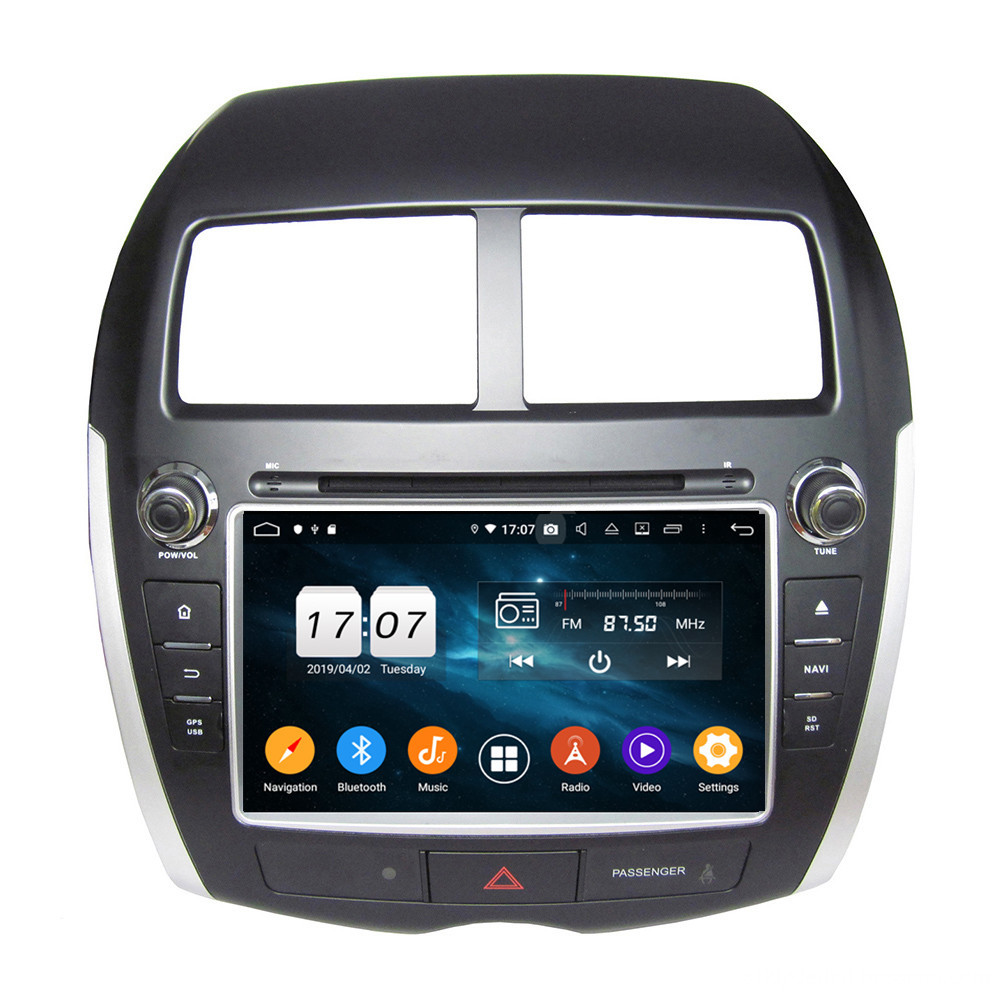 car multimedia system for ASX