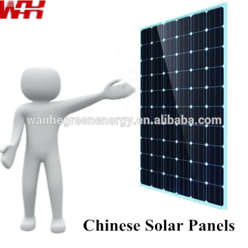 130W Solar Panels Price for Sale
