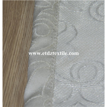 100% Polyester Jacquard Embroidery Like Window Curtain