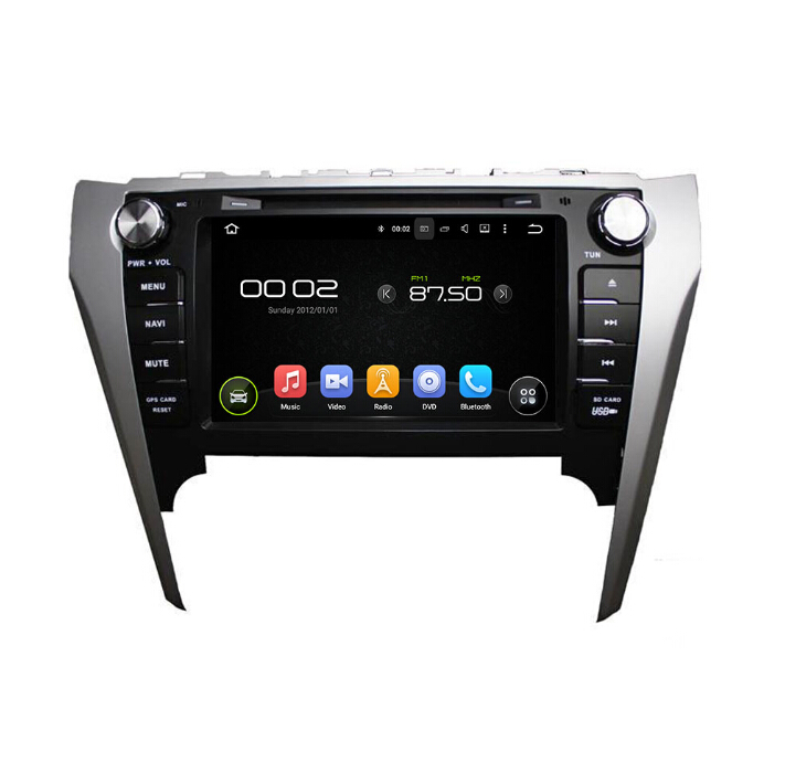 TOYOTA CAMRY car dvd player
