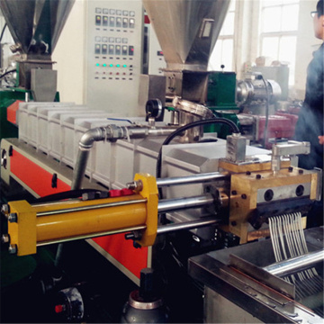 Plastic Color Masterbatch Pelletizing Production Line