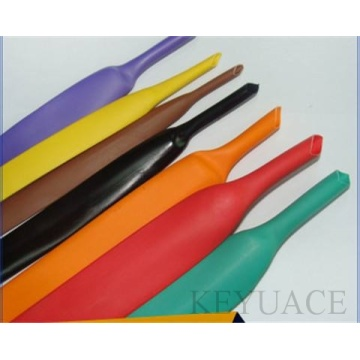 Automobile Brake Heat Shrink Tubing With Adhesive lined