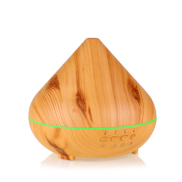 Water Drop Essential Oil Diffuser With Bluetooth Speaker