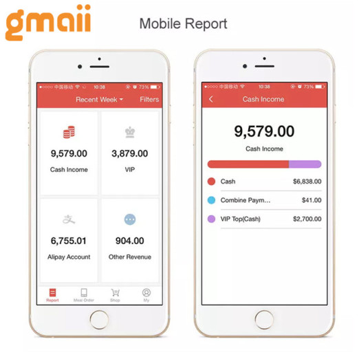 Gmaii Daily Payment Hotel Fiscal Software Pos