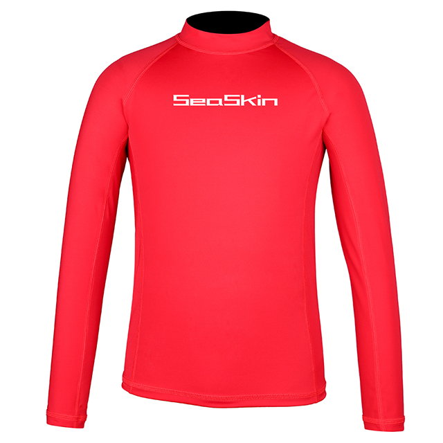 Long Sleeve Rash Guard Kids