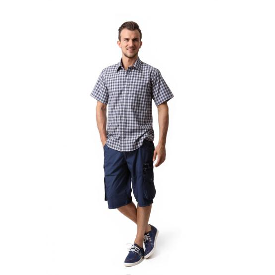 MEN'S WOVEN COTTON CHINO SHORTS