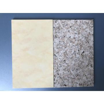 Fire resistant aluminum magnesium oxide board wall cladding