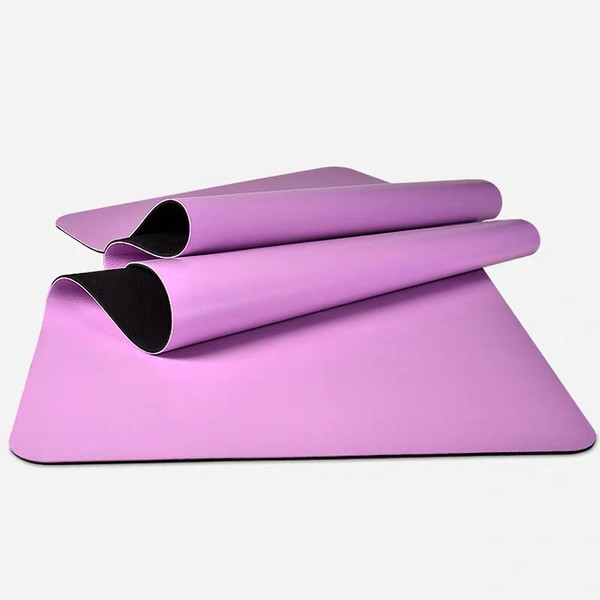 Non-slip Elastic Soft Silicone Leather for Yoga Mat