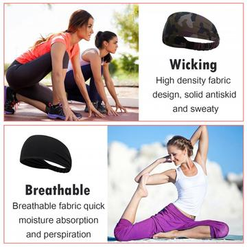 Sports Headband Running Headband Wicking Headband Women