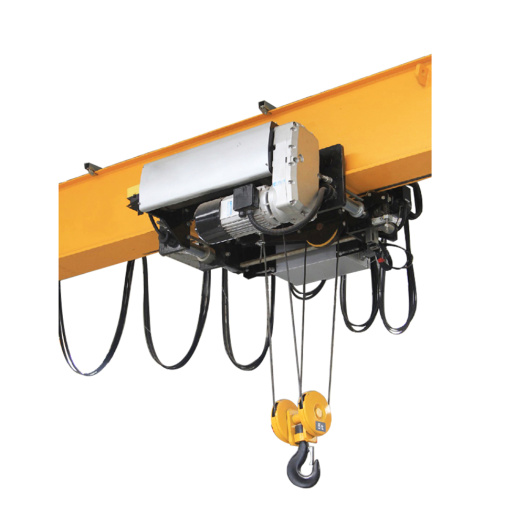 6.3ton Euro-type Single Girder Overhead Crane