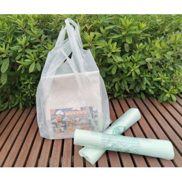 EN13432 BPI OK 100% Biodegradable Promotional Polybag