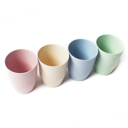 Eco-friendly Degradable Wheat Straw Cup Environmental