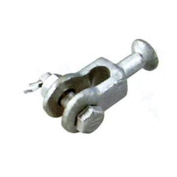 Pole Line Fitting Hardware Accessories Ball Clevis