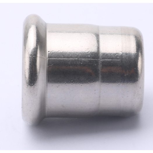 Stainless Steel M Cap Pipe Press Fitting
