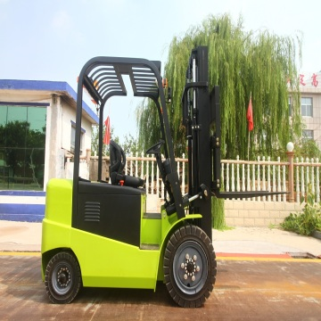 THOR 1.5Ton-Articulated Narrow Roadway Battery Forklift Truck