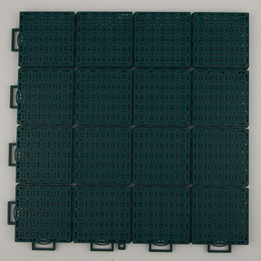 ITF approved tennis court floor sports court tiles