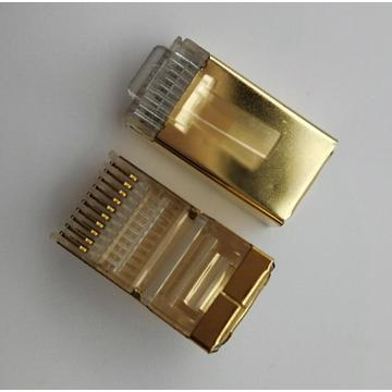 Cat5 UTP RJ45 10p10c Plug Network Connector