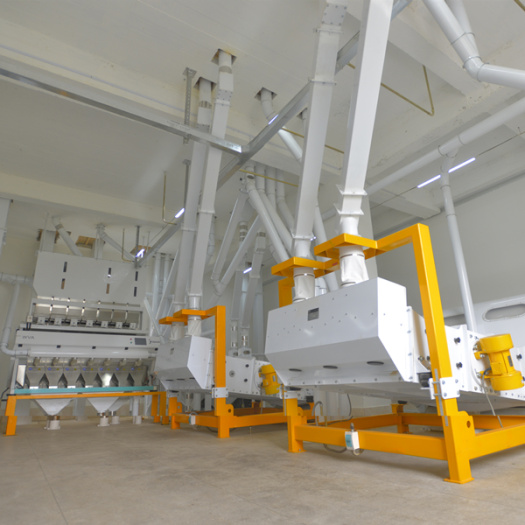 PINGLE Grain Vibro Separator