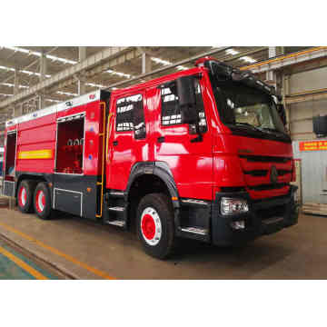 Sinotruk Howo  Fire Fighting Truck