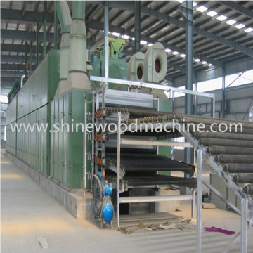 New Technology  Veneer Dryer Machine