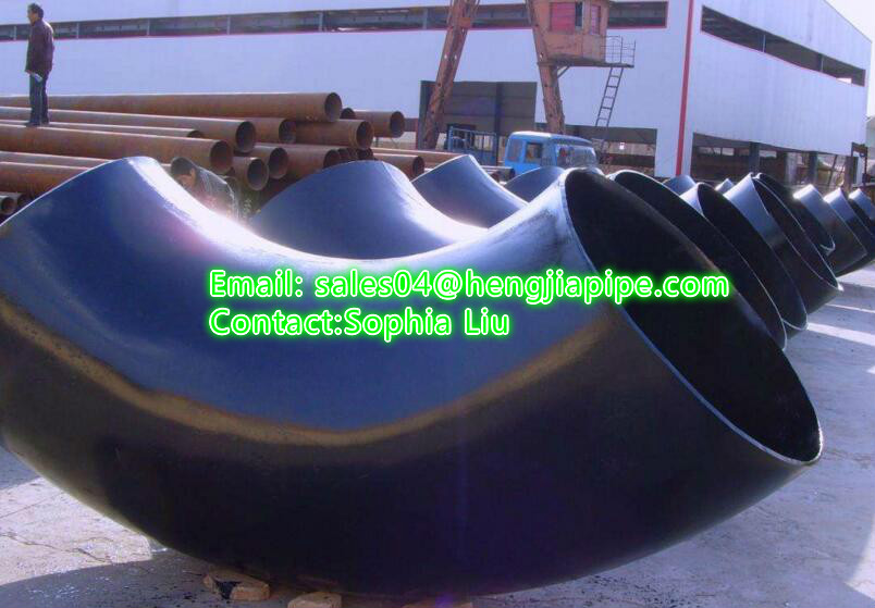 welded elbow pipe fittings