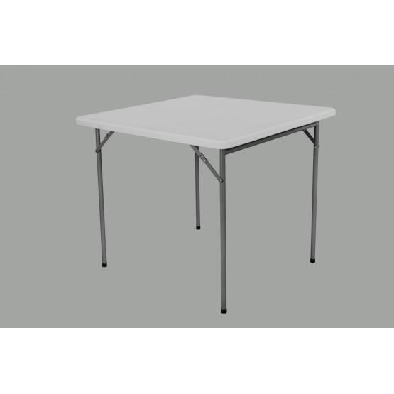 Cheaper plastic square folding table