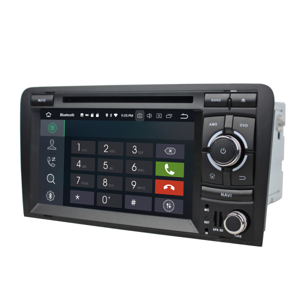 Android 8.0 car stereo for Audi A3