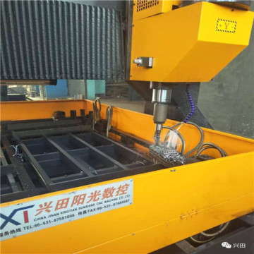 PMZ-2016 CNC Drilling Machine for Plates