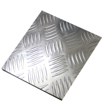 Ultrathin  Aluminum Embossed Plate for Decoration