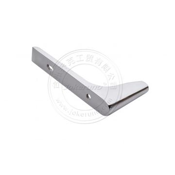 Aluminium material furniture legs