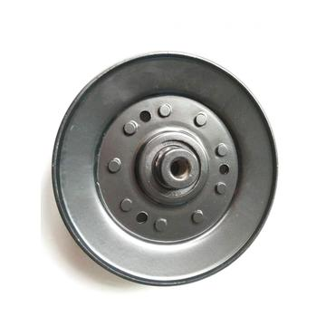 Horticulture and gardening mower pulley with bearing 6203