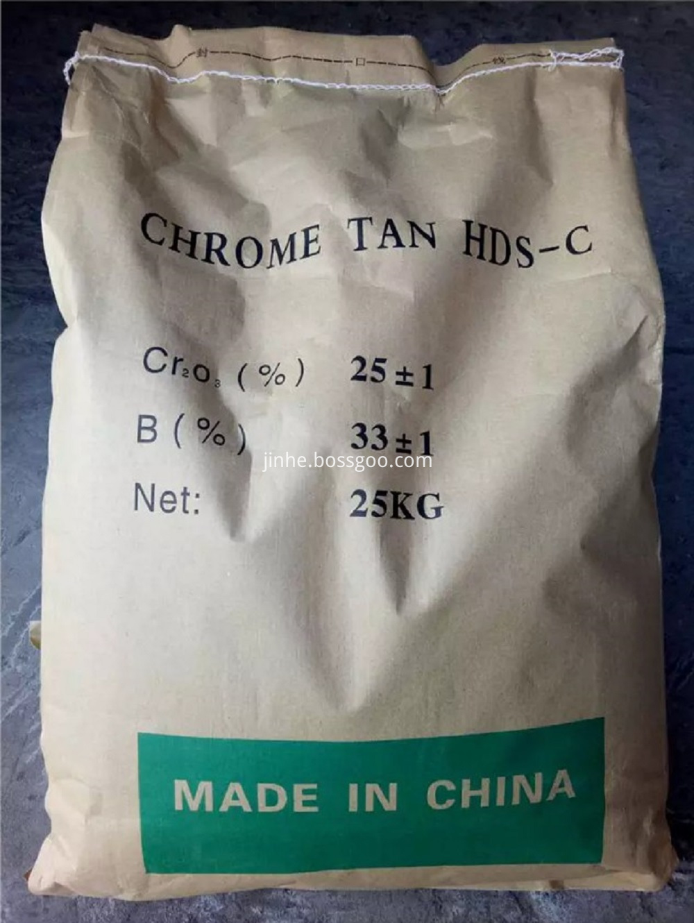 BCS Basic Chrome Sulphate 24% 26%