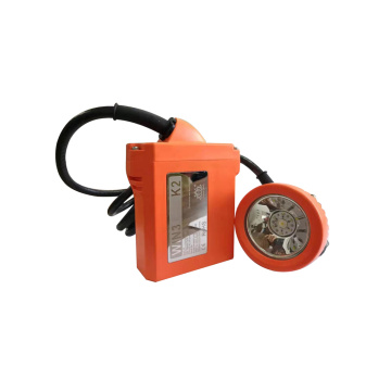 Win3 safety cap lamp corded for mines