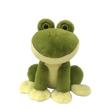 Plush Frog For Baby