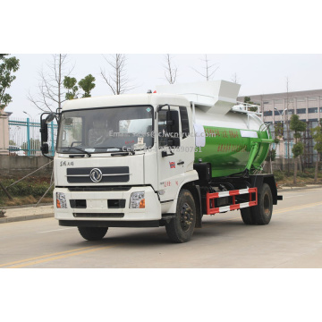 Brand New Dongfeng 10CBM Recycled Oil Collection Truck