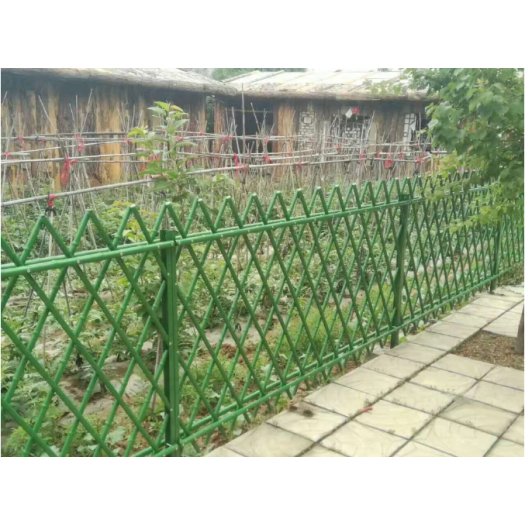 stainless steel artificial bamboo fence
