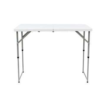 Flash Adjustable Bi-Fold Folding Table
