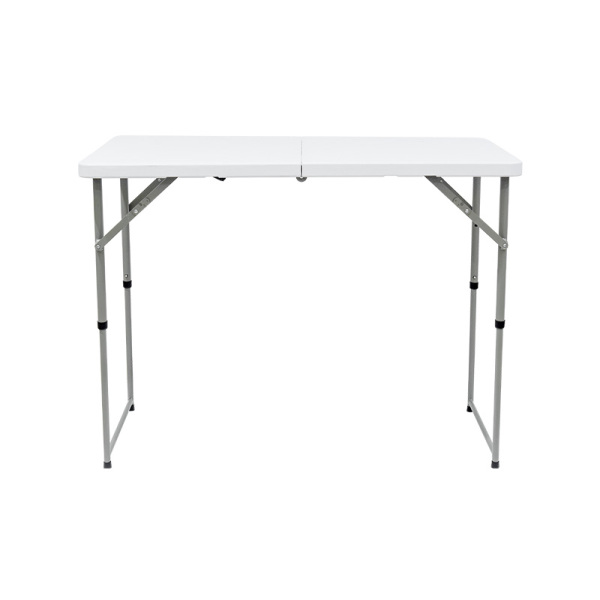 Adjustable Bi-Fold Folding Table