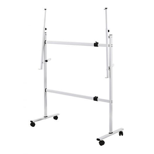 Mobile Magnetic Whiteboard With Stand Dry Erase Whiteboard