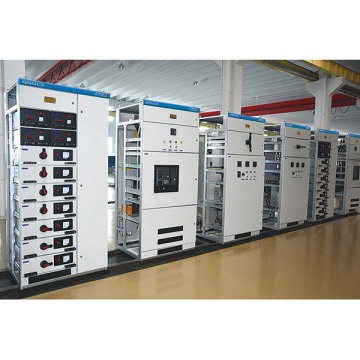 GCS Series drawer type L.V. switchgear
